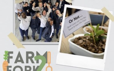 Facilitating Farm-to-Fork Goodness at the Hoekkraaltjie